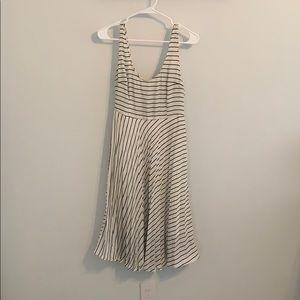 BB Dakota Midi Pleated Dress